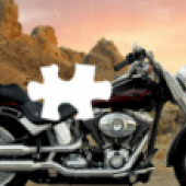 Harley Davidson Quebra-cabeça