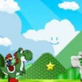 Mario and Yoshi Adventure 3