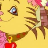 Happy Cat Coloring