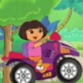 The Dora Racing Battle