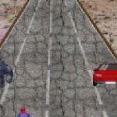 Spiderman Dangerous Ride