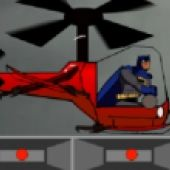 Batman Helicopter Show
