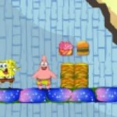 Spongebo and Patrick Adventure