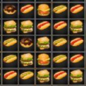 Burger Swap Puzzle