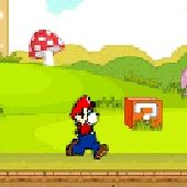 Mario Jump Star