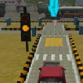 Driving License Test 3D