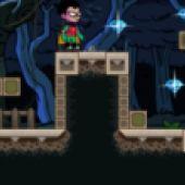 Teen Titans Diamon Forest