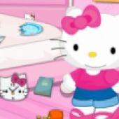 Hello Kitty Messy Room