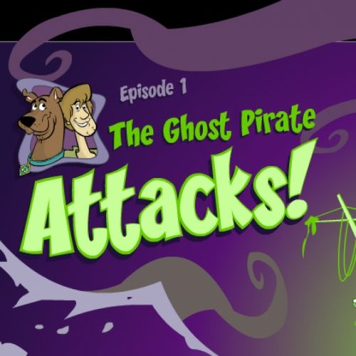 Scooby-Doo - The Ghost Pirate Atacks