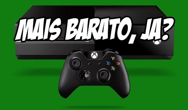 Xbox One mais barato